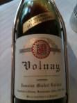 Amazing wine at Paul Bocuse