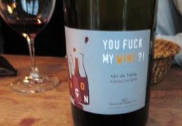 Frenchie Wine