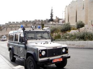 jerusalem car